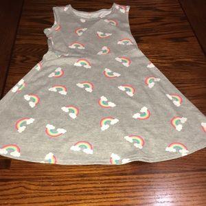 Girl's Dress Size M (7-8)